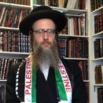 "Rabbi Dovid Feldman: ""Zionism is on the verge of extinction."" D. R."