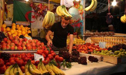 L'Etat interdit l'importation des fruits et légumes