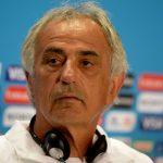 Vahid Halilhodzic a qualifié l'Algérie aux 8es du Mondial brésilien en 2014. New Press