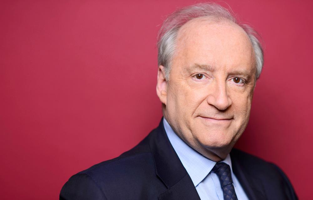Hubert Vedrine : «L'invasion de l'Irak en 2003 était une erreur évidente». D. R.