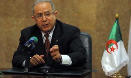 Ramtane Lamamra : «C'est à une nouvelle organisation que le Maroc va adhérer»