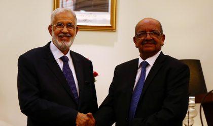 Libye : Messahel reçoit une délégation libyenne de Misrata
