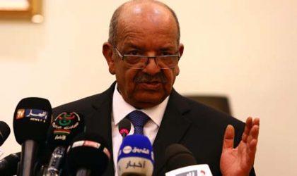 Crise libyenne : l'Algérie abritera la prochaine réunion