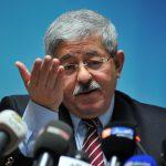 Ahmed Ouyahia, secrétaire général du RND. New Press