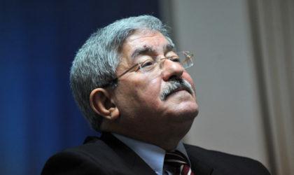 Ouyahia appelle les jeunes de Béjaïa à «tirer les leçons» des dernières violences