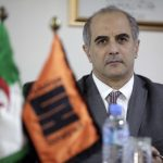 Amine Mazouzi, PDG de Sonatrach. New Press