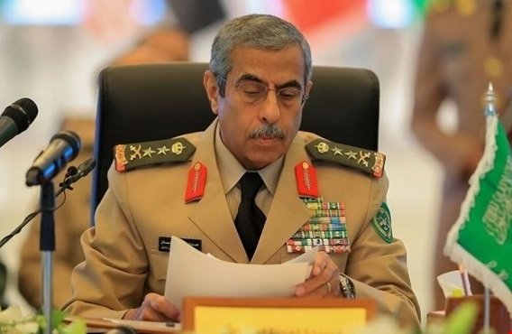 Le chef d'état-major de l'armée saoudienne, le général Abderrahmane Bin Salih Al-Bunyan. D. R.