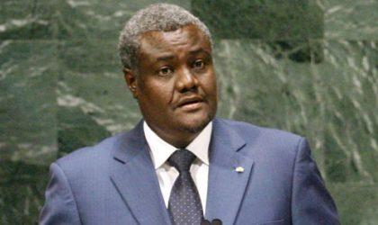UA : le Tchadien Moussa Faki élu président de la commission