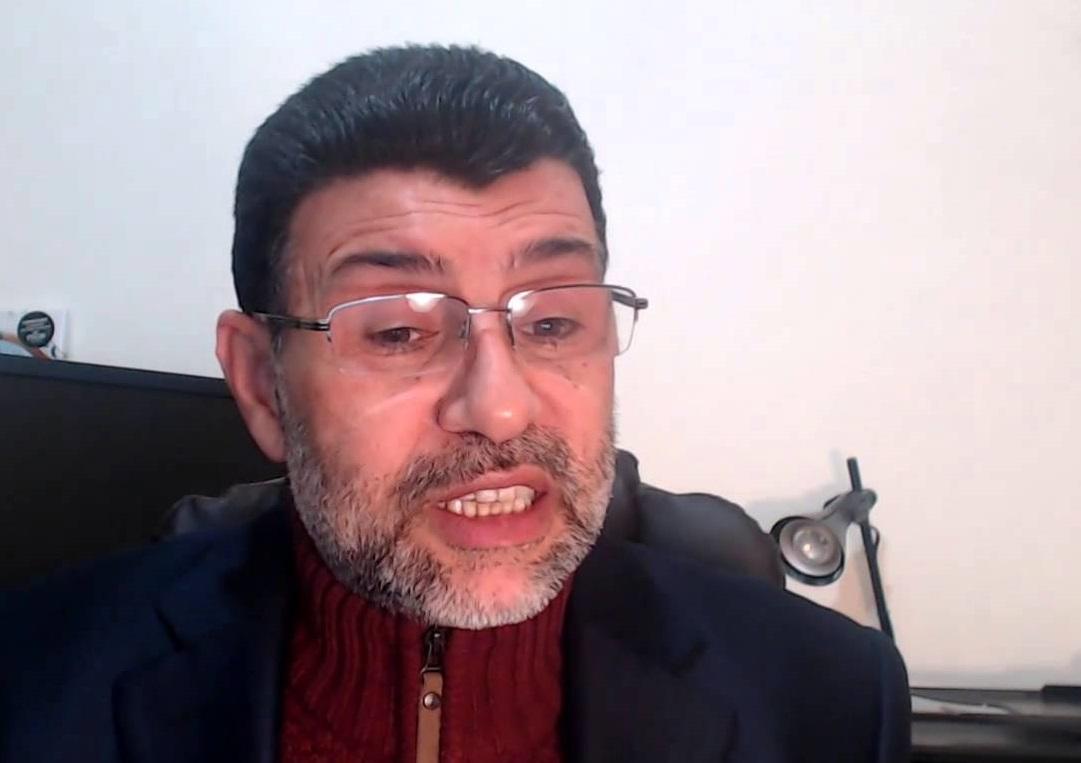 L'ex-officier pro-FIS Ahmed Chouchène. D. R.