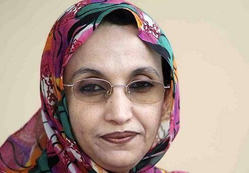 Aminatou Haidar. D. R.