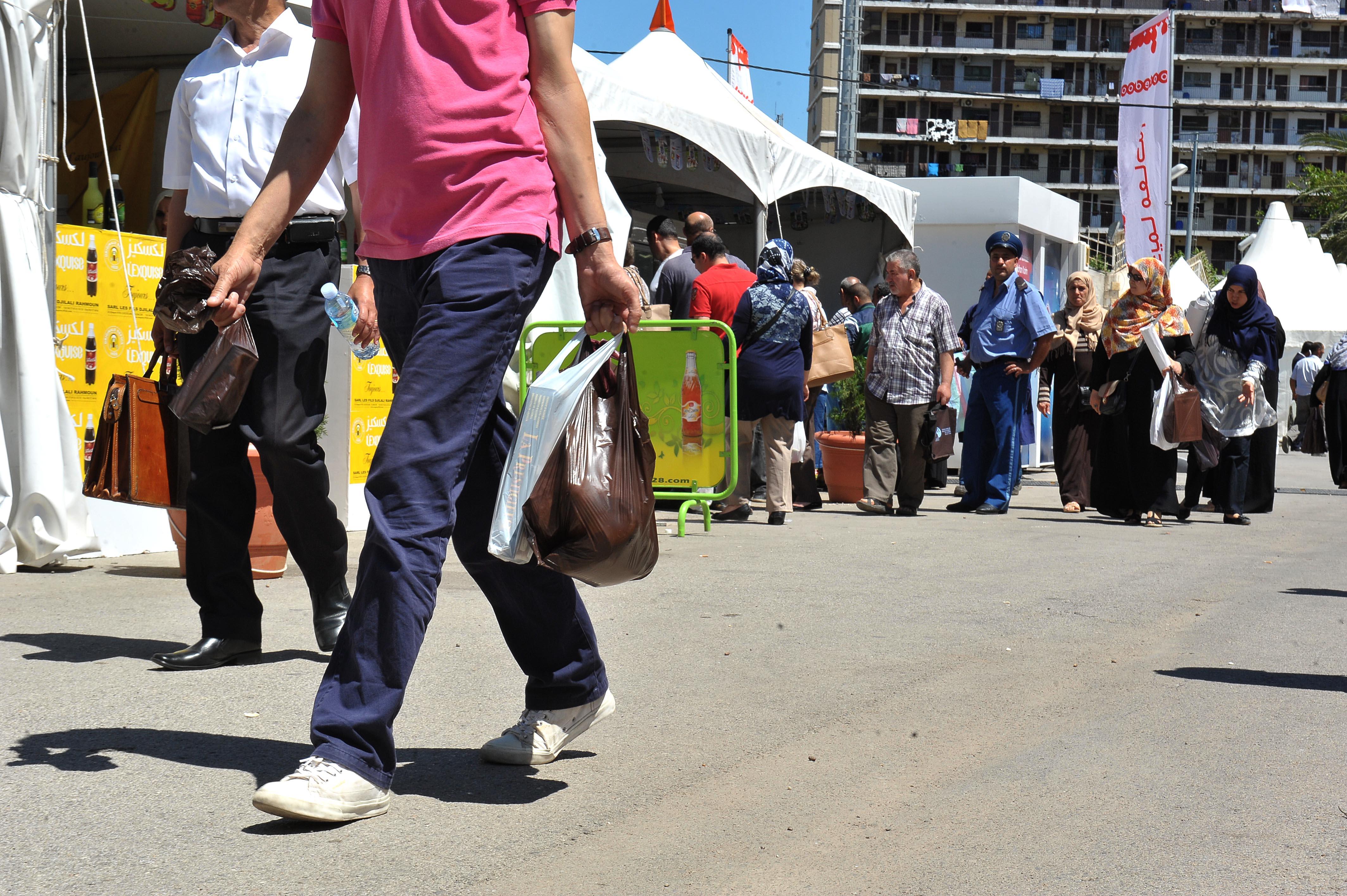 La situation économique n'est guère rassurante pour la population. New Press