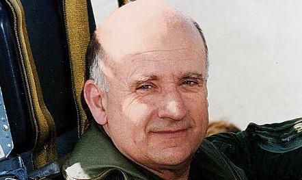 Le général Jean Fleury. D. R.