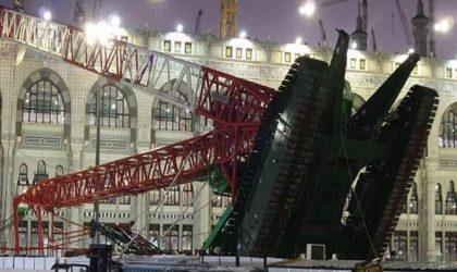 Incident de La Mecque : les poursuites abandonnées