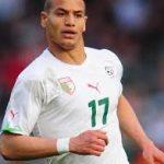 Pour Guedioura, les millions de fans ne méritaient pas une telle déroute de l'équipe nationale. D. R.