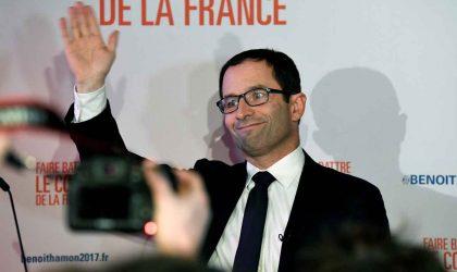 France : Hamon désigné pour représenter les socialistes