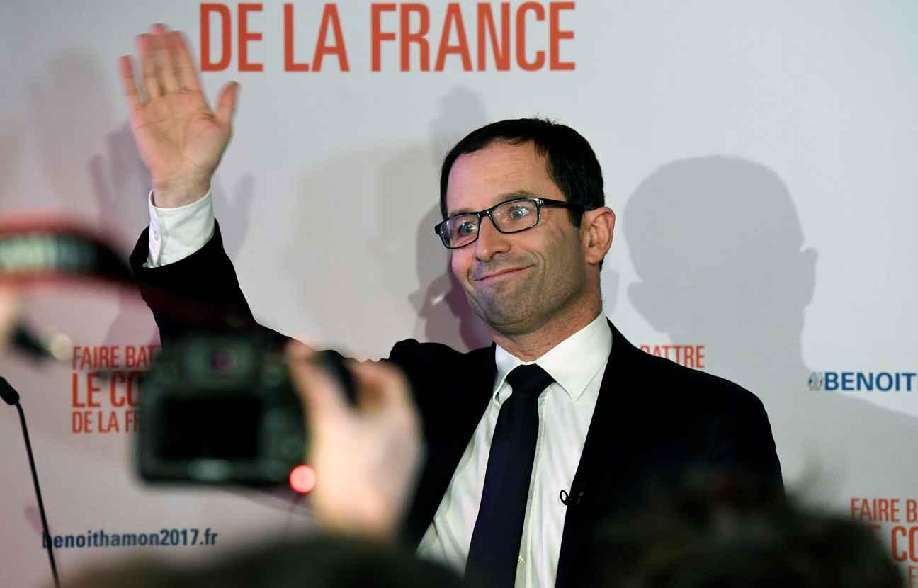 Benoît Hamon. D. R.