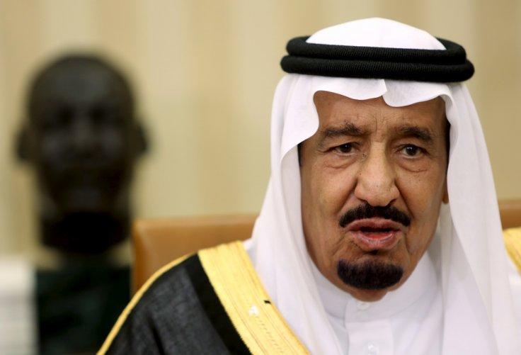 Le chef de file des Al-Saoud. D. R.