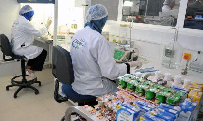 Accord entre deux groupes laitiers algérien et américain