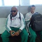 M'bolhi, époustouflant face au Zimbabwe, souffre de douleurs. New Press
