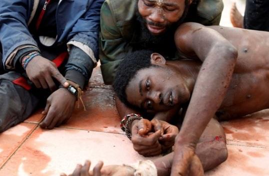 Le Maroc se sert sans vergogne de la misère des migrants subsahariens. D. R.