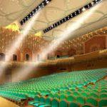 Opéra Boualem-Bessaih d'Alger (Ouled Fayet). D. R.