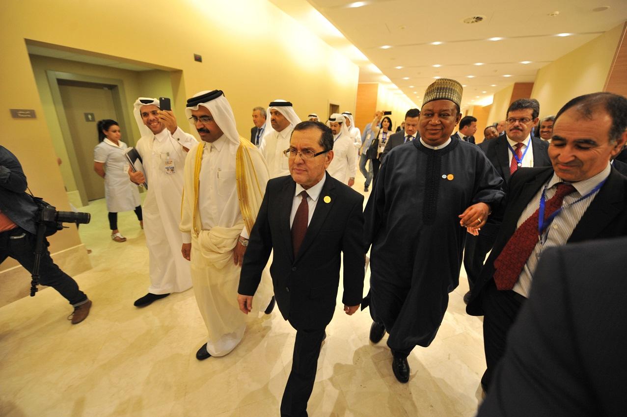 L'Algérie, l'Arabie Saoudite et le Koweït ont entamé la mise en œuvre de l'accord. New Press