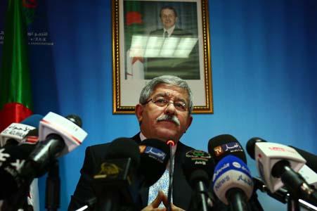 Les frondeurs avertissent contre les visées d'Ahmed Ouyahia. New Press