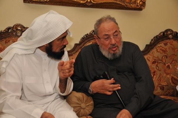 Al-Qaradawi dit ne pas appartenir à la confrérie des Frères musulmans. D. R.