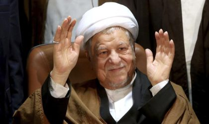 Iran : décès de l'ex-président Hachémi Rafsandjani