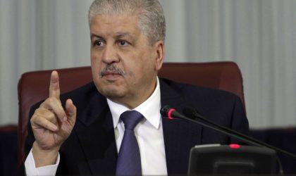 Sellal plaide pour les réformes de l'UA à Addis-Abeba