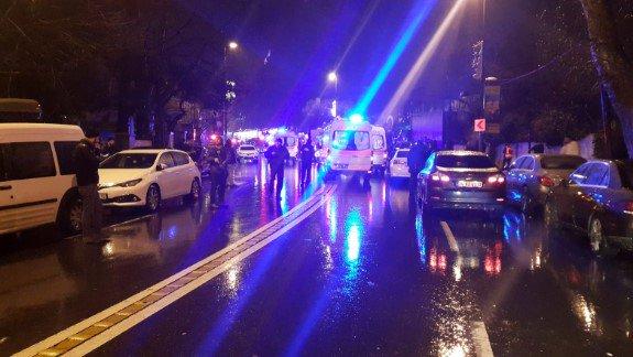 L'attaque a eu lieu dans un endroit où avaient été organisées les célébrations officielles du Nouvel An. D. R.