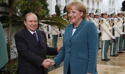 Réfugiés, terrorisme, investissements : les Allemands se rapprochent d'Alger