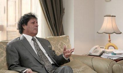 Le cousin de Kadhafi : «Si la situation perdure en Libye nous prendrons les armes»