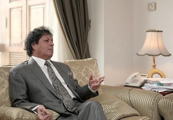 Ahmed Kaddaf Eddam. D. R.