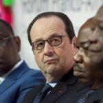 L'Afrique francophone s'est silencieusement alignée sur la politique française. D. R.