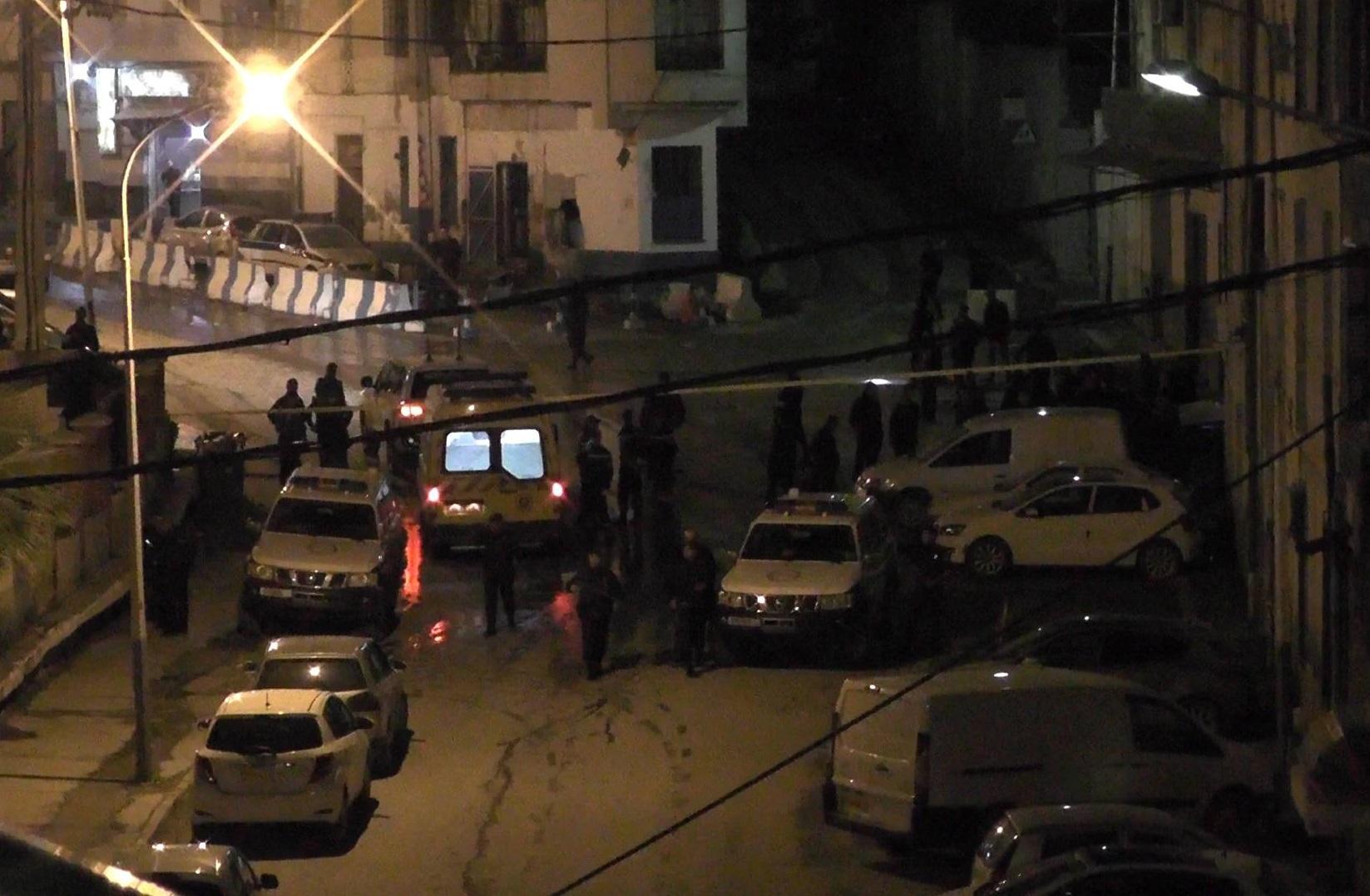 L'attentat a été déjoué grâce à la vigilance de la police. New Press