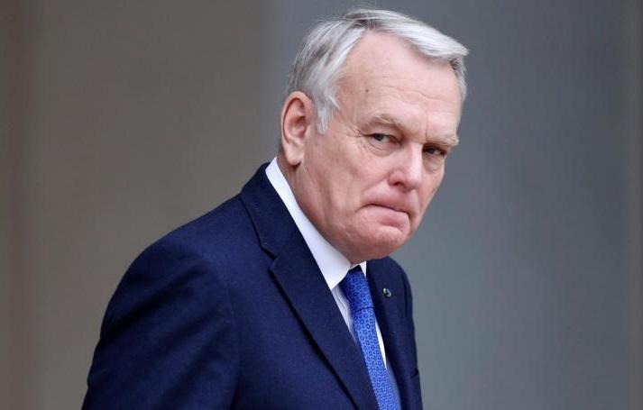 Jean-Marc Ayrault, ministre français des Affaires étrangères. D. R.