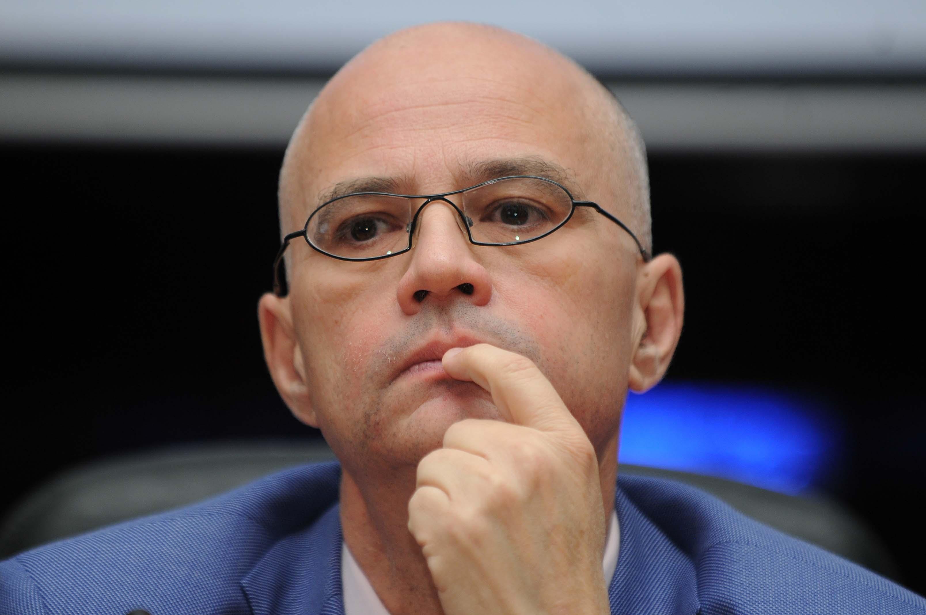 Hassan Tidjani Haddam, directeur général de la Cnas. New Press