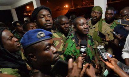 Côte d'Ivoire : les troupes spéciales envahissent les rues