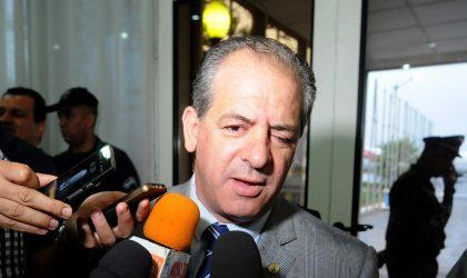 El-Hadi Ould Ali : «Celui qui a échoué dans la gestion de sa fédération doit partir !»