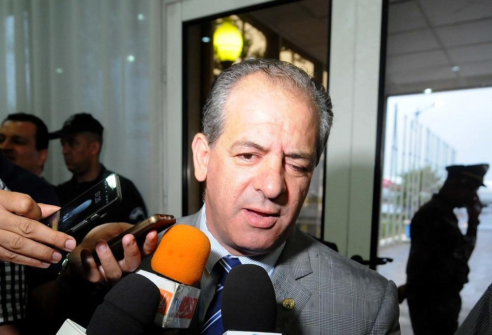 Le ministre de la Jeunesse et des Sports, El-Hadi Ould Ali. New Press
