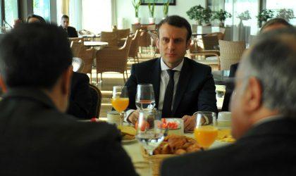 Contribution de Youcef Benzatat – Macron n'a séduit que les maîtres des lieux à Alger