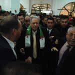 Ould-Abbès estime qu'aucun autre parti ne pourra égaler le FLN. New Press
