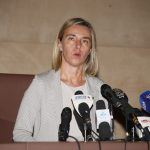 Federica Mogherini. New Press