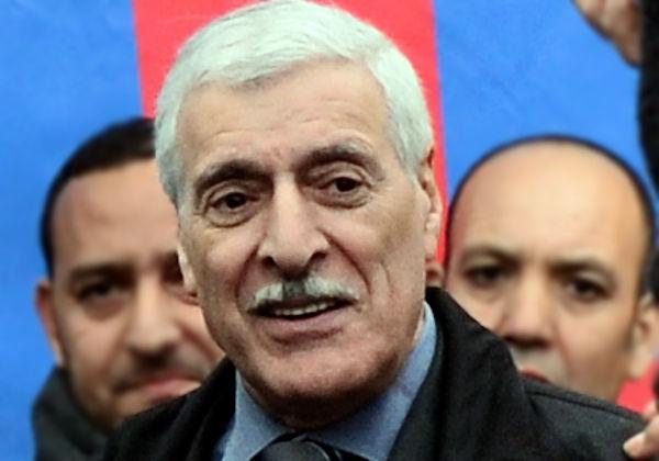 Ferhat Mehenni, président du MAK. D. R.