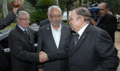 Les véritables intentions de l'activiste islamiste tunisien Ghannouchi dévoilées