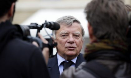 Jean Glavany présente ses excuses à l'Algérie suite à son rapport «maladroit»