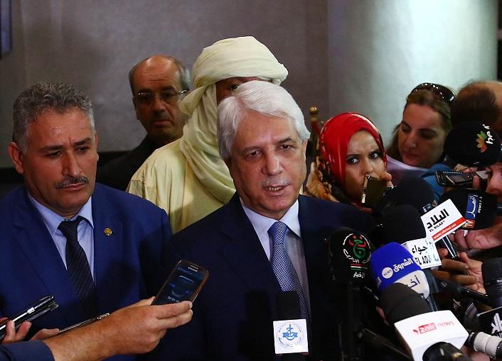 Tayeb Louh. New Press
