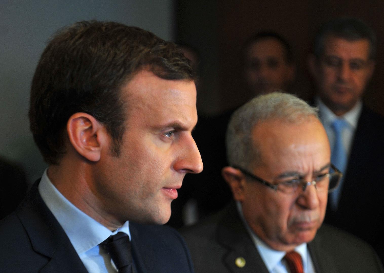 Macron à Alger. Une visite qui a fait beaucoup de bruit outre-Méditerranée. New Press