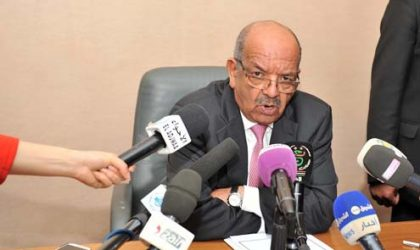 Libye : Messahel réitère l'engagement de l'Algérie